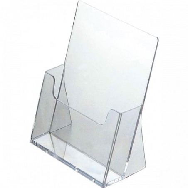 Porta Folhetos , flyers ou catálogos Vertical  Vertical para balcão/mesa