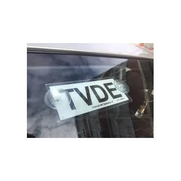 Placa TVDE