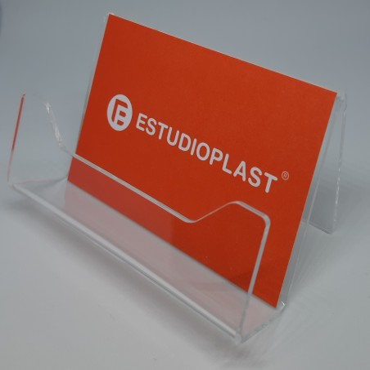 porta cartões de visita acrilico
