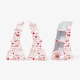 Expositor de Cartão EP01 Love