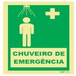 Chuveiro de Emergência