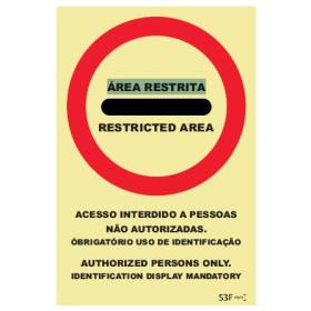 Area Restrita