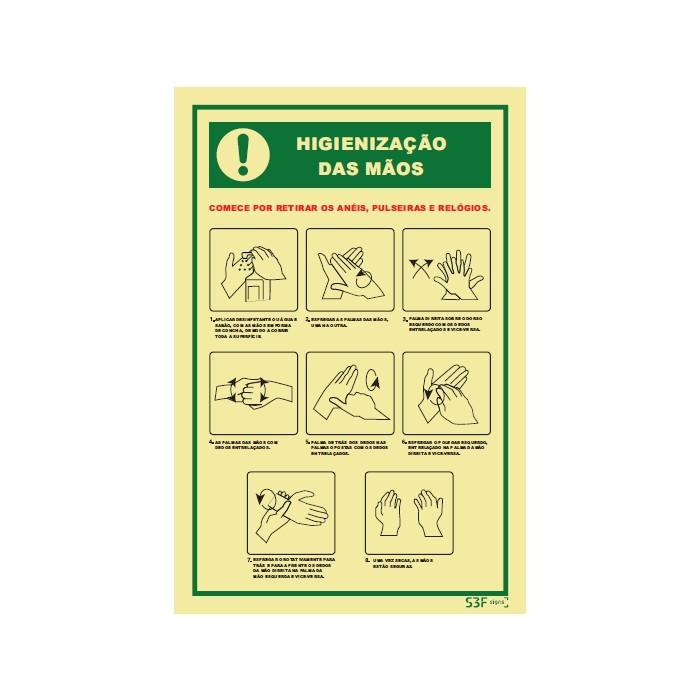 Higienição das Mãos