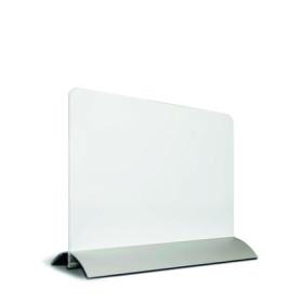 Porta Menu com Base em Alumínio A4 Vertical