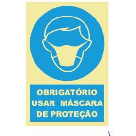 Obrigatório Usar Máscara de Proteção