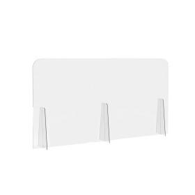 Proteção para Mesas de Escritório | acrilico protecção balcão|fabrica de acrilico|janela atendimento|painel |divisoria