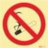 Sinal de proibição, fumar