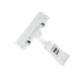 mola / clip multifunções 360 º  tranparente  80 * 105 mm