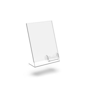 Bolsa modelo L c/ porta-cartões vertical