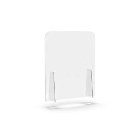 Protecção de Balcão em acrilico|janela de atendimento
