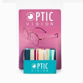 Expositor Pocket A4 menu mesa balcao flyers postais cartoes
