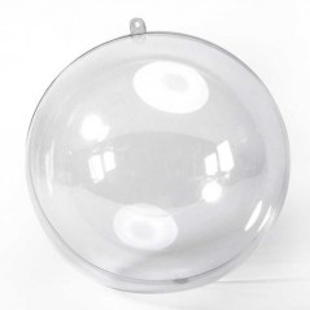 Bola de plástico - 10cm