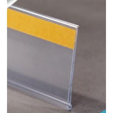 Perfil porta preços com bi-adesivo 39*1320 mm